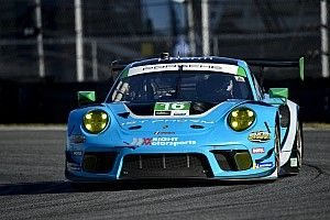 Hardwick to sit out Sebring as he continues recuperation