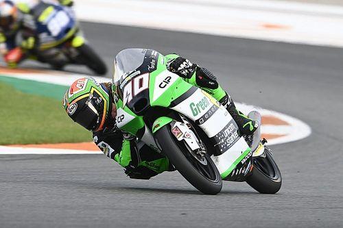 Moto3 - Valencia: primera pole de Binder; Arenas saldrá 6º