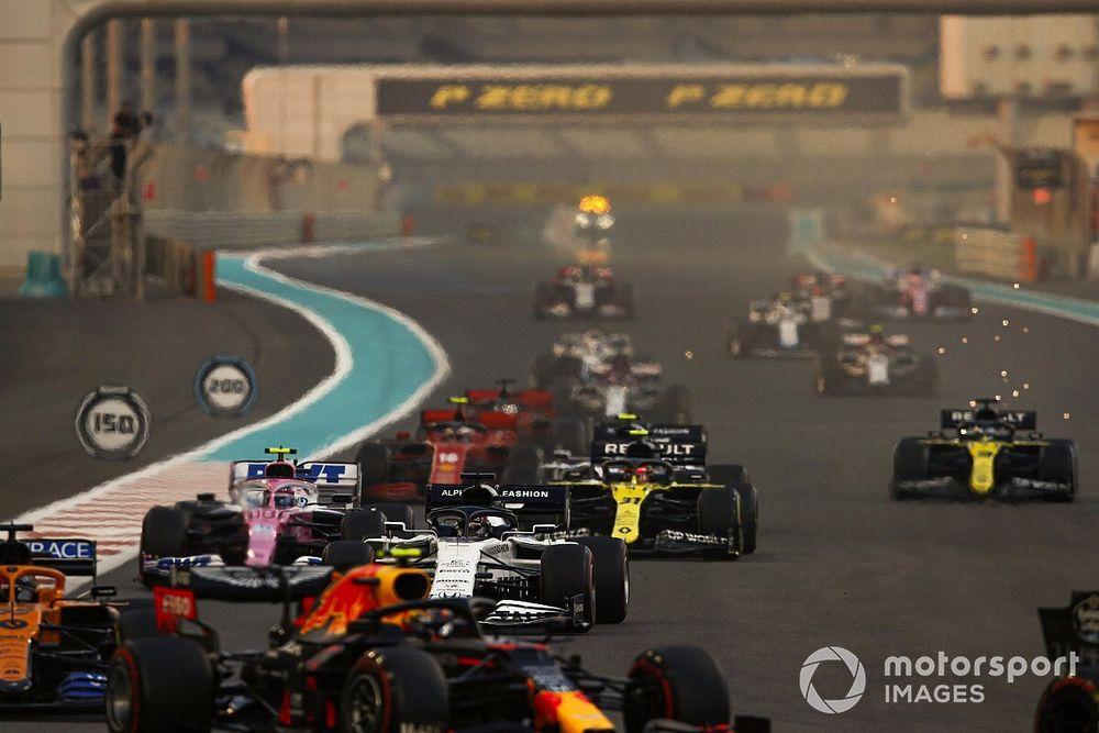 FIA finalises entry fees for 2021 Formula 1 season