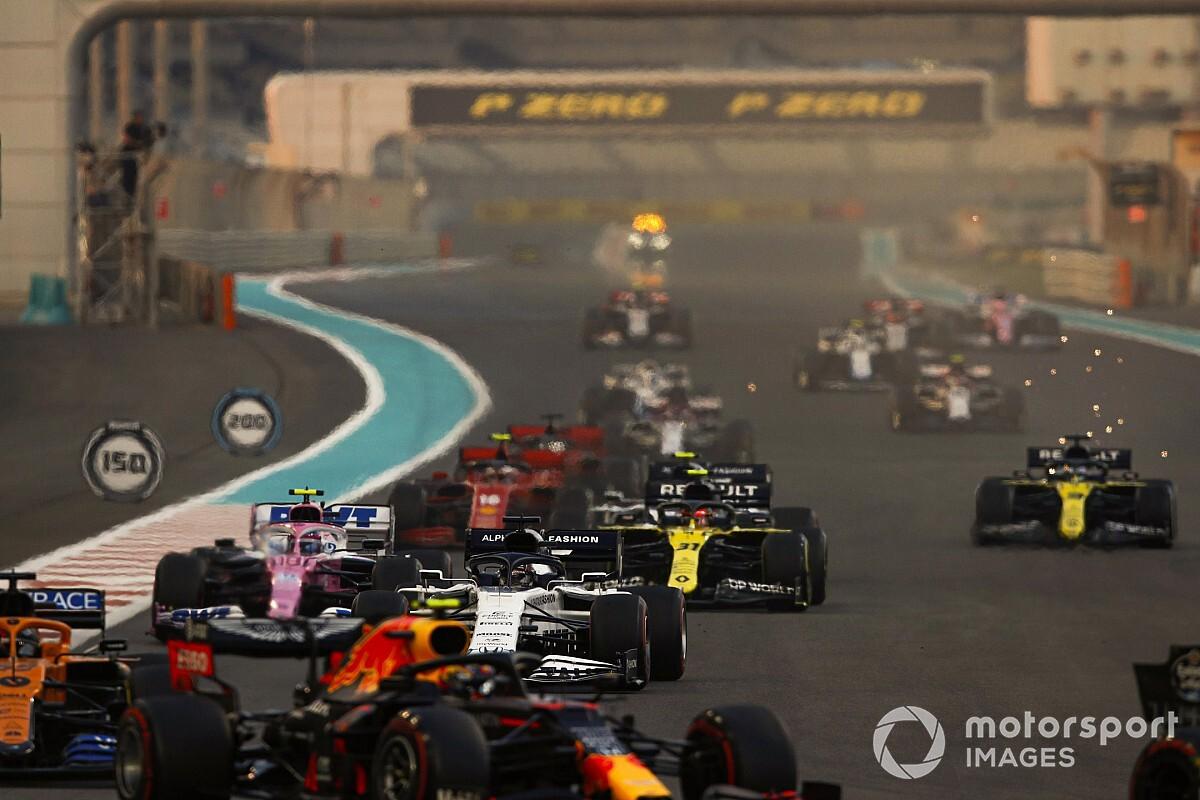 Le calendrier effréné de 2021 est indispensable, assure la F1