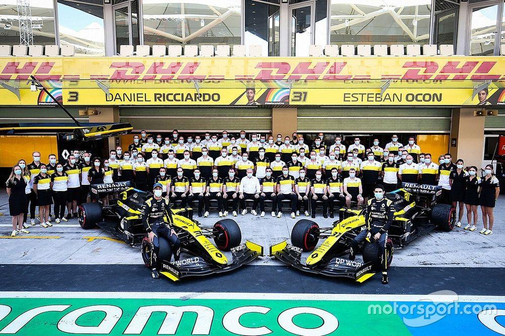 Le président de Renault F1 va bientôt quitter son poste