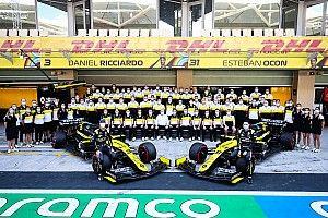 Webber: Ricciardo a hátán vitte a Renault-t 2020-ban
