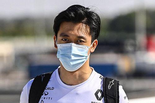Bahreyn F2: Sezonun ilk pole pozisyonunu Zhou kazandı
