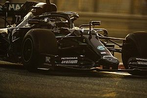 Abu Dhabi GP: Bottas tops FP2 from Hamilton