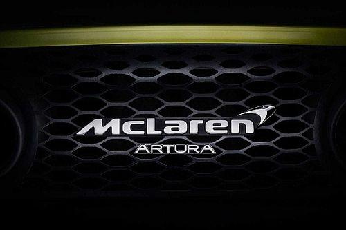 McLaren Artura: así se llamará el nuevo superdeportivo híbrido