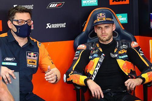 Binder Sempat Stres Usai Lakoni Debut MotoGP