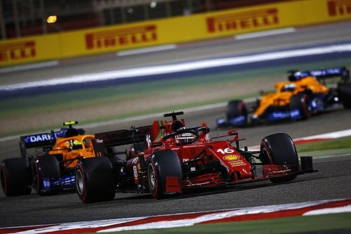 Ferrari: F1 podium still far away despite Bahrain GP progress