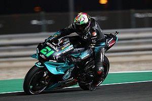 """Morbidelli: """"Potrei correre anche a Doha con problemi alla moto"""""""