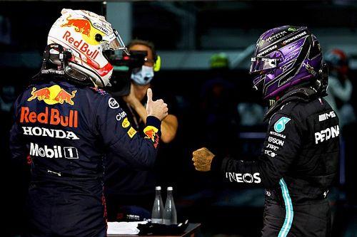"""Hamilton moet buigen voor Verstappen: """"Hij was zo snel"""""""