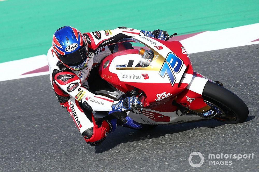 """〈アジアから""""世界""""へ〉小椋藍とIDEMITSU Honda Team Asiaの挑戦:いざ中量級Moto2へ。開幕への仕上がりは?"""