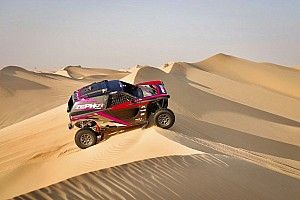 "Meeke ""felt like a kid at Christmas"" in first Dakar test"