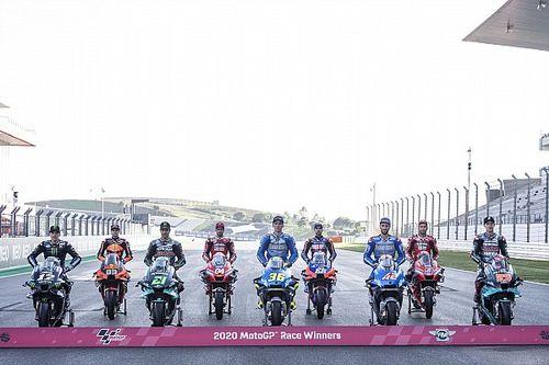 MotoGP: todos los pilotos que han ganado carreras