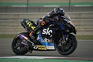 Lebih Cepat daripada Rossi, Marini Tak Mau Jemawa