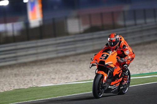 Petrucci lidera el estéril último día de test de MotoGP en Qatar