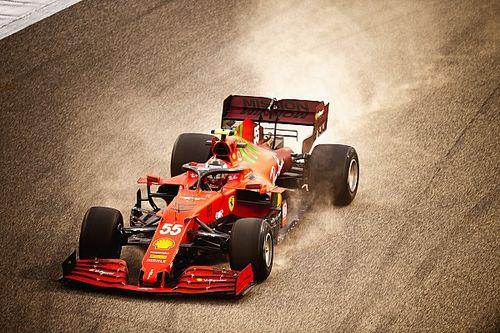 Badai Pasir Berpotensi Ganggu Balapan F1 GP Bahrain
