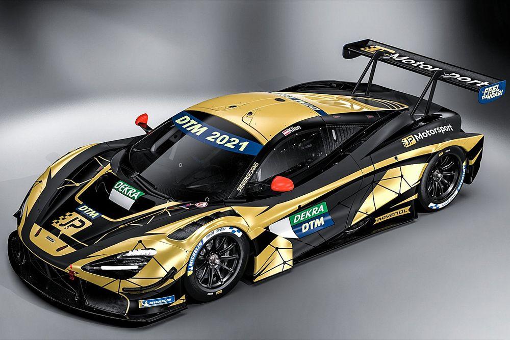 Kan McLaren bij het DTM-debuut op Zolder direct zegevieren?