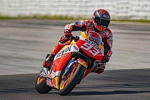 MotoGP: Márquez não disputará nenhum dos GPs no Catar por recomendação médica