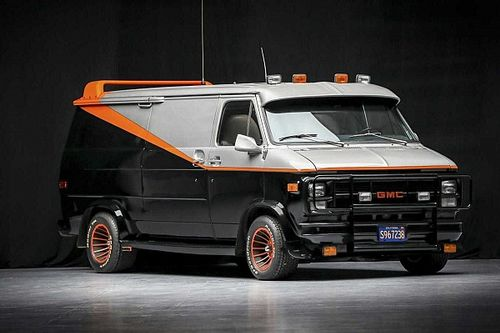 ¿Quieres comprar la furgoneta clásica del Equipo A? ¡Puede ser tuya!