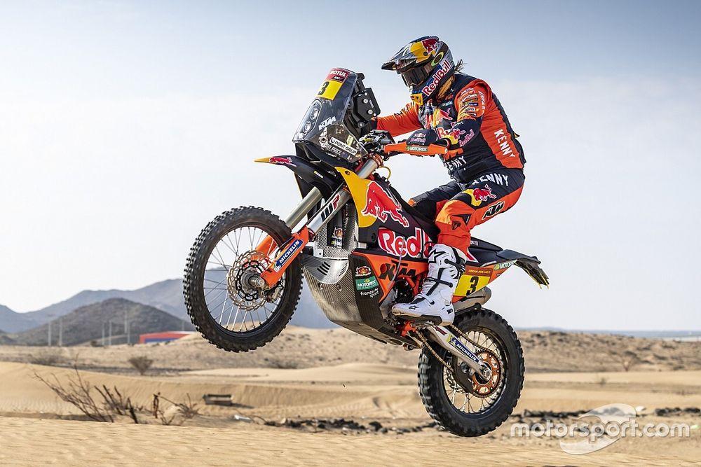 Dakar, Moto, Tappa 3: bis di Price, Howes leader a sopresa
