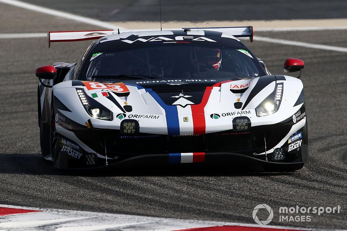 WEC: Ferrari punta alla LMGTE Am con Cetilar, AF e Iron Lynx