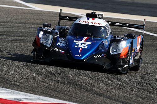 アルピーヌ、WECのドライバーラインアップ発表。ラピエールが最高峰クラスに復帰