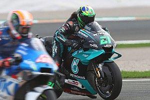 Polesitter Morbidelli kijkt met schuin oog naar MotoGP-klassement