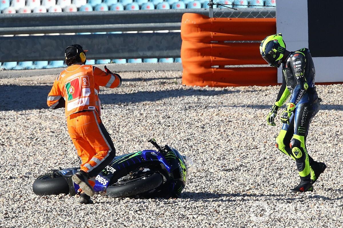 """Valentino Rossi 21e: """"Une piste géniale, mais aussi très difficile"""""""