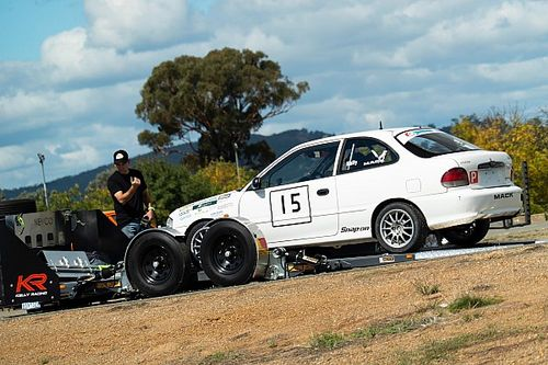 Bathurst winner relishing grassroots return