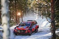 Adamo happy with Hyundai fightback in WRC Finland
