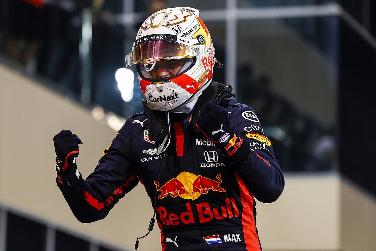 2020'de en çok günün pilotu seçilen isim Verstappen oldu