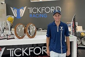 Tickford signs Best for Super2