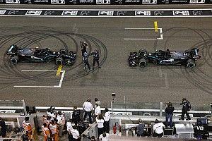 Quién controla realmente Mercedes F1, ¿Daimler, Ineos o Wolff?