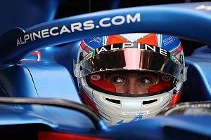 """Ocon veut """"monter en puissance"""" comme Ricciardo l'an dernier"""