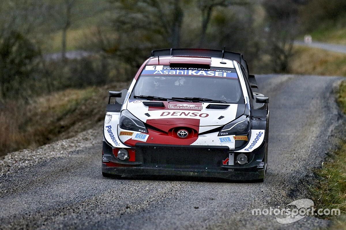 WRC, Monte-Carlo, PS7: Ogier torna super e vede Evans