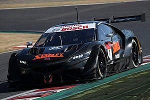 スーパーGT GT500車両が鈴鹿サーキットでテスト走行実施。トップタイムは1号車STANLEY
