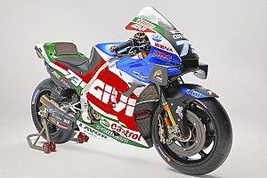 Fotogallery MotoGP: le due Honda RC213V del Team LCR