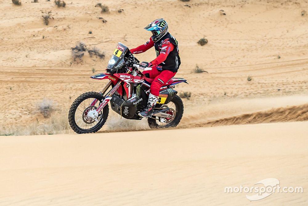 2021 Dakar Rallisi 8. etap: Cornejo kazandı ve liderliğini pekiştirdi