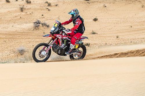Dakar, Moto, Tappa 8: Cornejo fa centro ed allunga