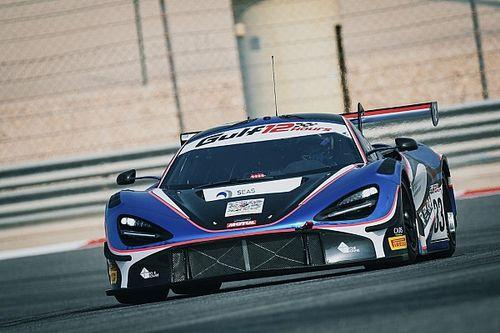 McLaren na półmetku