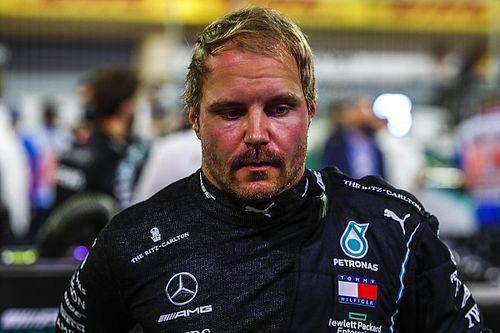 Bottas Gagal Ulang Kesuksesan Rosberg di Mercedes