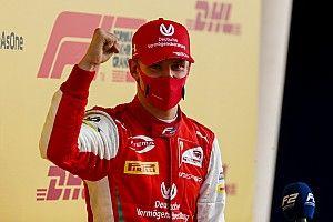 Schumacher mistrzem F2