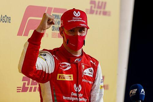 """Schumacher: """"Il titolo? Il modo migliore per salutare Prema"""""""