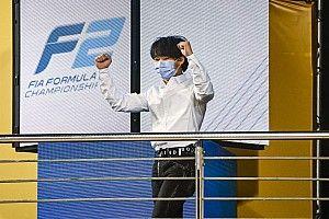 日本モータースポーツ記者会が選ぶ2020年『JMSアワード』は角田裕毅に