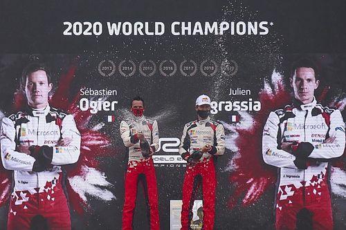 ¡Ogier, siete veces campeón del WRC!; Hyundai reina en marcas