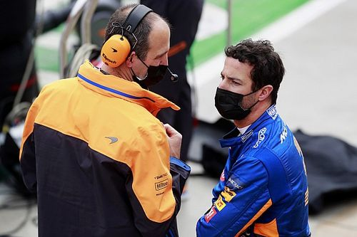 "Norris'in podyumu Ricciardo'yu ""motive etmiş"""