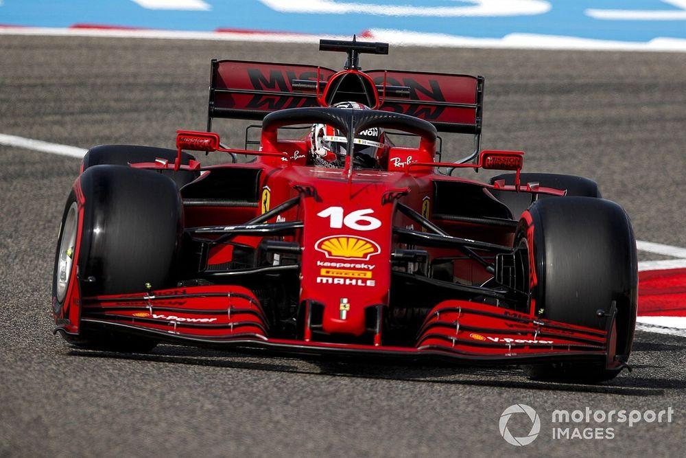 F1: Leclerc vê carros de 2021 como mais difíceis de lidar na entrada das curvas