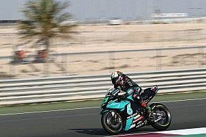 MotoGPカタールFP1:モルビデリ、2021年シーズンを首位でスタート。アプリリアのエスパルガロ兄2番手