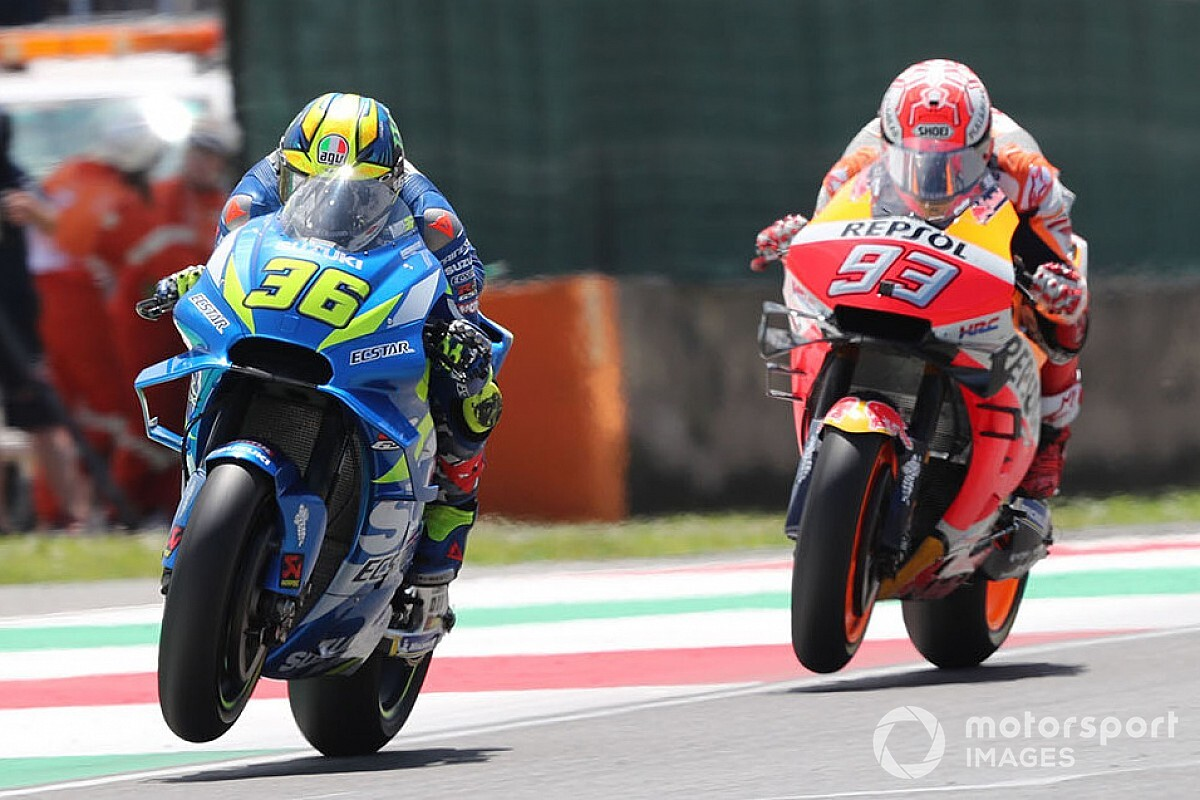 "Mir ""didn't need"" Marquez's validation of MotoGP title win"