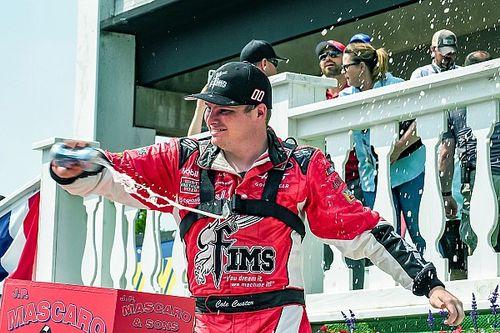 Cole Custer takes Pocono Xfinity win with last-lap pass