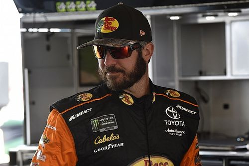 "Martin Truex Jr. thinks Hendrick performance gain ""just one race"""